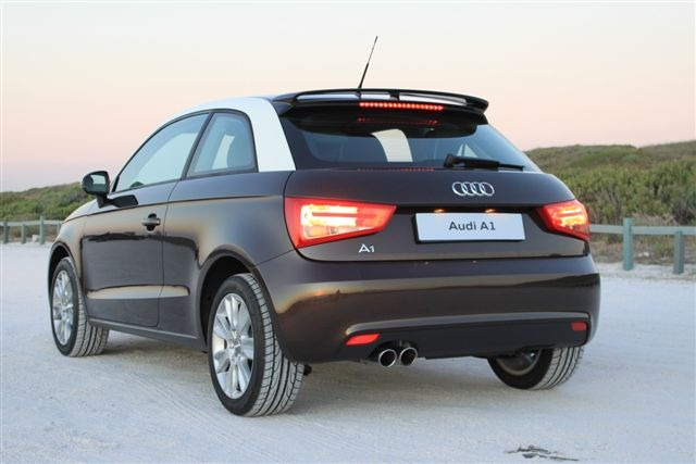 Audi A1 South African prices | Audi Cape Town